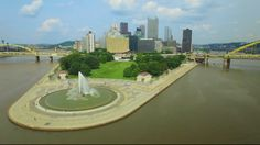 What This Drone Footage Caught In Pittsburgh Will Drop Your Jaw