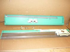 VINTAGE BROTHER-KNIT KNITTING MACHINE PROFILE 552