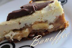 Banoffe Pie - Torta de doce de leite com banana