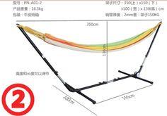hammock stand hammock holder hammock supporting frame hammock Bracket hammock…