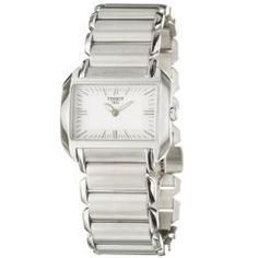 Tissot Women's T0233091103100 'T-Trend' Stainless Steel Watch