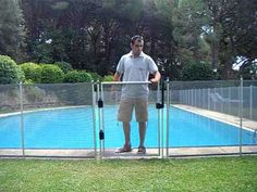 BABYSECUR - Vallas para piscinas-Safety Pool fence