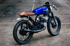 1996 Yamaha RX 135 Two Stroke by Ironic Engineering 5