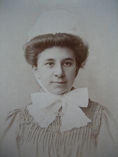 Vintage - nurse.
