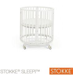 Stokke Sleepi Mini Cot - White