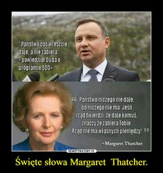 Święte słowa Margaret Thatcher. Words Quotes, Wise Words, Life Quotes, Words Can Hurt, Serious Quotes, Motivational Quotes, Inspirational Quotes, Funny Memes, Jokes