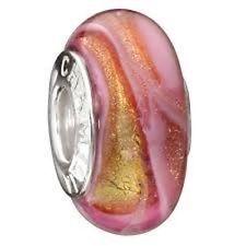 CHAMILIA - Murano pink blushing dream - #OB-155 x 1.