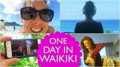 ONE DAY IN WAIKIKI // HAWAII VLOG published 27 Aug 2015