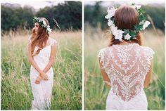 A moda Boho está cada vez mais em alta e de mãos dadas com ela vêm as lindas coroas de flores. Chega mais e se inspire você também!