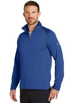 Eddie Bauer® EB236-Half Zip Base Layer Fleece #eddiebauer #mensfleece
