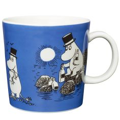 Moomin Mugs from Arabia – A Complete Overview