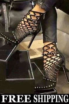 4ff3883af1be Sexy Heel   Pointed Toe Ankle Boots Ankle Shoes