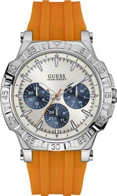 92641G0GSNU1 Relógio Masculino Esportivo Guess Multifunção | Guest Club