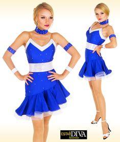 1307a8c321993 69 Best Sequin dress costume - Esta Diva images in 2019 | Ballroom ...