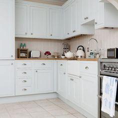 white kitchen small - Căutare Google