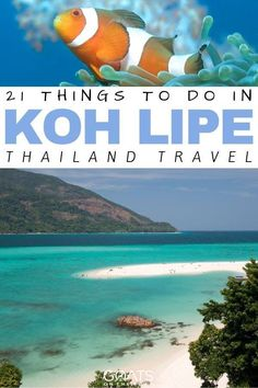 There are so many things to do in Koh Lipe. With turquoise blue waters and powder-white sand beaches, Koh Lipe is the place to go for chilled out fun. Thailand Travel Guide, Asia Travel, Travel Destinations, Travel Tips, Travel Guides, Koh Lipe, Koh Tao, Beach Trip, Beach Vacations