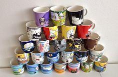 Moomin mug arabia