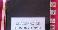 He elaborado este sencillo cuaderno de comunicación con etiquetas parafacilitar la localización de los pictogramas que están organizado...