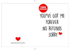 FREE Printable Anniversary Cards images Templates 💖 Free Printable Anniversary Cards, Printable Valentines Day Cards, Printable Cards, Free Printables, Cute Anniversary Gifts, Anniversary Cards For Boyfriend, Funny Anniversary Cards, Fiance Birthday Card, Love Cards For Him