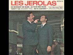 Les Jérolas En Revenant De Dijon (enregistré en France) - YouTube Funny Songs, The Revenant, France, Photos, Youtube, Cards, Map, Playing Cards, Cake Smash Pictures