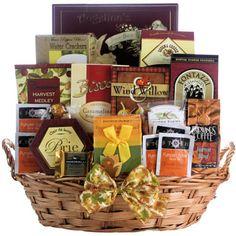 Chance to Win Kudosz Ghirardelli & Gourmet Thanksgiving Gift Basket Sweepstakes -- Ends Sunday! ENTER Today via www.kudosz.com/entry