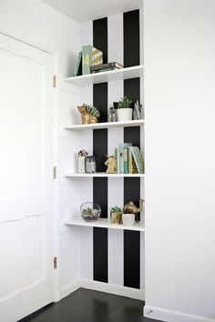 Behind the Door Storage Ideas | Apartment Therapy
