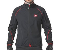4ucycling Windproof Black Cycling JacketBlackWEIGHT165175lbs HEIGHT6062 2XL    Read more at the image link. ( 98b79218b