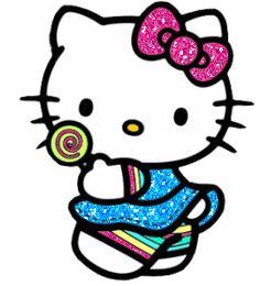 Gif animate gratis categoria CARTONI ANIMATI: HELLO KITTY