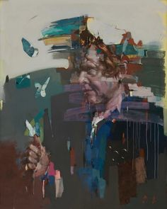 Simply Red's Mick Hucknall by Christian Hook - simply fabulous