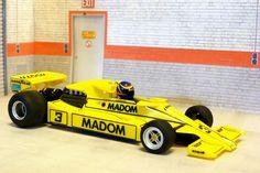 Fly Slot Cars F05812. Lotus F1 78. 1° Zandvoort Aurora Championship 1979. Emilio de Villota. #slotcars
