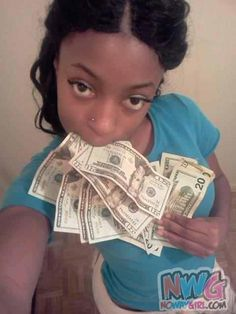 Please Don't Take Pictures Like This With Your Money - NoWayGirl