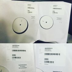 "Fredrik Thordendal's Special Defects ""Sol Niger Within"" 2x12"" test pressing (DMM variant)"