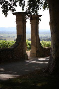 #vin Chateau La Nerthe Porte Beauvenir