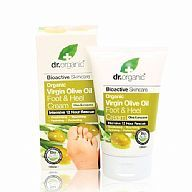 Dr Organic Foot & Heel Cream