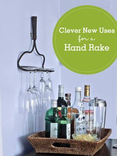 4 Clever Uses For A Hand Rake