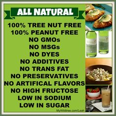 Did you NO that Wildtree products are all natural?     I love wildtree!! I've replaced most of my household ingredients! You can order Wildtree products here: www.mywildtree.com/andreaw/