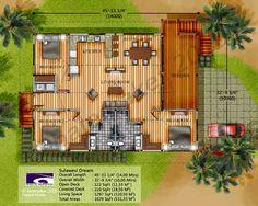 Balemaker West Indies,Sulawesi Dream House Plans Designs