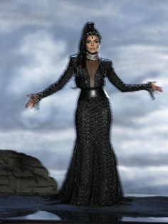 Once Upon a Time Season 3: Lana Parrilla as The Evil Queen