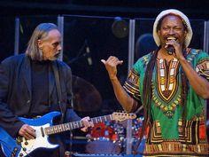 Sing with Walt Richardson, Valley reggae/folk legend