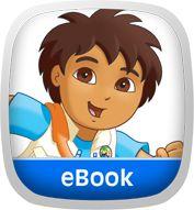 LeapFrog App Center: Go Diego Go! eBook: Underwater Mystery eBook