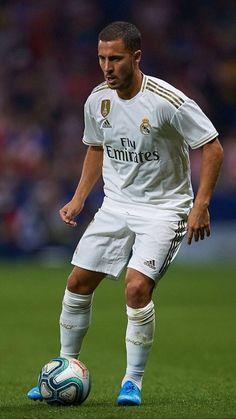 Real Madrid Football Club, World Football, Football Squads, Eden Hazard, Soccer Players, Sports, Mens Tops, Knight, Idol
