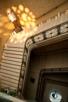 Pendulum Stairs (TFI)