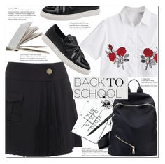 """""""Go Back-to-School Shopping!"""" by duma-duma ❤ liked on Polyvore featuring BackToSchool"""