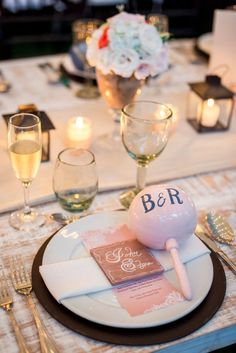 Festive Mexico Destination Wedding from Amaranth Photography - love the wedding favor idea