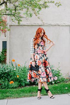GiGi New York | Little J Style Fashion Blog | Black All In One Clutch