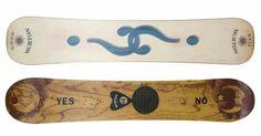 Burton Ouija Snowboards