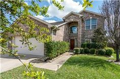 Welcome home to this beautiful 4 bedroom home w/ 3 car garage. All tile and wood floors downstairs. Island kitchen w/stainless steel appliances. Large master suite downstairs. Half bath for guests. Upstairs has 3 nice sized bedrooms each with good closets and ceiling fans. Big game room with storage. Giant backyard with a deck giving you so much space and possibility. Don't miss out!