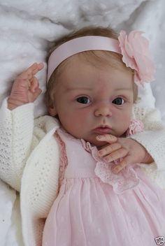 A cute reborn doll! <3