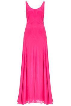 **LIMITED EDITION Silk Maxi Dress - New In This Week £180