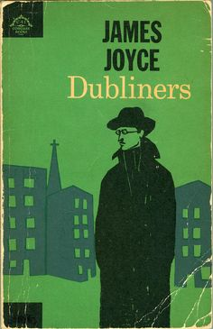Dubliners by James Joyce 16 Little Books To Read On Long Journeys I Love Books, Good Books, Books To Read, Book Writer, Book Authors, Vintage Book Covers, Vintage Books, Reading Lists, Book Lists